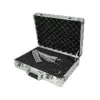 Boite A Outils - Caisse A Outils (vide) Valise a outils 450x330x135mm - aluminium