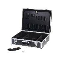 Boite A Outils - Caisse A Outils (vide) Valise a outils 460x340x160mm - plastique