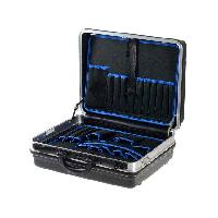 Boite A Outils - Caisse A Outils (vide) Valise a outils 465x410x200mm ADNAuto