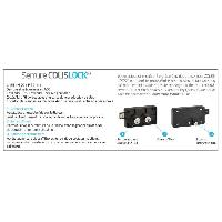 Boite Aux Lettres DECAYEUX Boite a colis - BOX 950 - Vert
