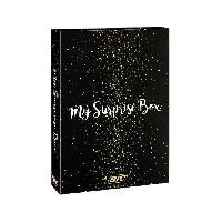 Boite Cadeau BIC My Surprise Box - Coffret Cadeau de 14Produits d'Écriture. 4Stylos-Bille/5Feutres Métallisés/ 5Stylos Gel. 1Bloc de Notes R