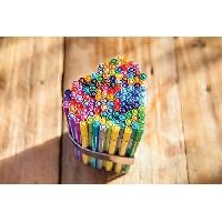 Boite De Classement STABILO - Etui carton de 24 feutres de coloriage  Pen 68