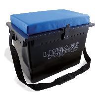 Boite De Peche - Boite De Rangement LINEAEFFE Panier siege Surf box - Noir et bleu