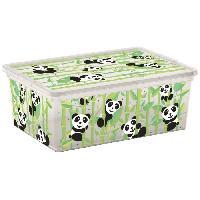 Boite De Rangement - Bac De Rangement C BOX STYLE Boite de rangement pour enfant Cute Animals - 11 L - 37 x 26 x 14 cm