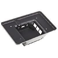 Boite Rangement Accessoire RS PRO Boîtier pour Ecran tactile Case - Noir - Raspberry Pi