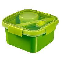 Boites De Conservation - Boites Hermetiques CURVER Smart Lunch box carrée 1.1L avec couverts