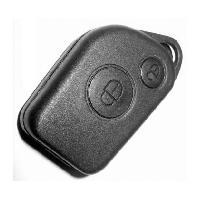 Boitier - Coque De Cle - Telecommande PSA26 - Coque + lame PSA 2 boutons - ADNAuto