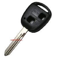 Boitier - Coque De Cle - Telecommande TOY24 - Coque et lame pour Toyota 2 boutons Generique
