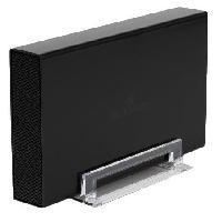 Boitier - Station Pour Composant Pc BLUESTORK Boitier externe disque dur 3.5'' SATA ou IDE Universal Box - USB 3.0 - Noir