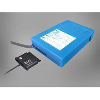 """Boitier - Station Pour Composant Pc MUKII ZIPO Plus P015U2-BL Boitier externe HDD 3.5"""""""