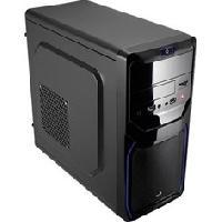 Boitier Pc - Panneaux Lateraux boitier PC QS183 Advance Bleu