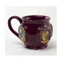 Bol - Mug - Mazagran Mug 3D Harry Potter : Crests Gb Eye
