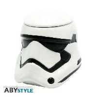 Bol - Mug - Mazagran Mug 3D Star Wars - Trooper 7 x2 - ABYstyle