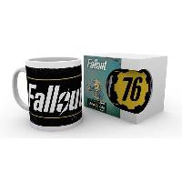 Bol - Mug - Mazagran Mug GB Eye Fallout 76 : Logo