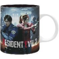 Bol - Mug - Mazagran Mug Resident Evil - 320 ml - RE 2 Remastered - subli - avec boîte - ABYstyle