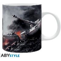 Bol - Mug - Mazagran Mug World Of Tanks- Combat