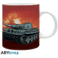 Bol - Mug - Mazagran Mug World Of Tanks- Croquis Tank