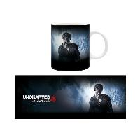 Bol - Mug - Mazagran UNCHARTED - Mug - 320 ml - Key Art