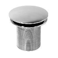 Bonde - Cabochon  Bonde lavabo design Quick-Clac laiton 75mm