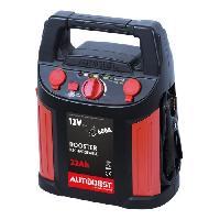 Booster De Batterie - Station De Demarrage Booster 22 Ah. 600A
