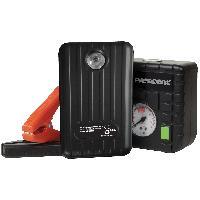 Booster De Batterie - Station De Demarrage Coffret Assistance Booster 8800mA gonfleur chargeur tel lampe led MPB8800