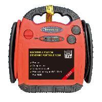 Booster De Batterie - Station De Demarrage OTOKIT Booster de Demarrage T001 17 Ah avec Compresseur