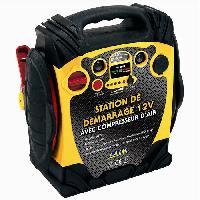 Booster De Batterie - Station De Demarrage Station de démarrage 12V et Compresseur 600A - Imdifa