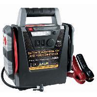 Booster De Batterie - Station De Demarrage Station de demarrage 12V et Compresseur 900A
