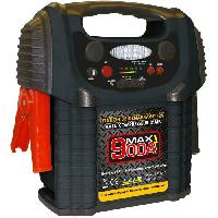 Booster De Batterie - Station De Demarrage Station de démarrage 12V et Compresseur 900A - Laim