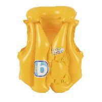 Bouee - Brassard - Flotteur - Gonflable De Securite Enfant BESTWAY Gilet de natation Swim Safe Step B - 51 x 46 cm