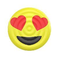Bouee - Brassard - Flotteur - Gonflable De Securite Enfant Bouee gonflable - Emoji Coeurs Yeux