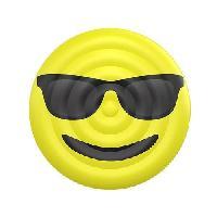 Bouee - Brassard - Flotteur - Gonflable De Securite Enfant Bouee gonflable - Emoji Lunettes