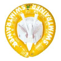 Bouee - Brassard - Flotteur - Gonflable De Securite Enfant Freds Swim Academy Bouee bebe Swimtrainer Jaune - 4 a 8 ans
