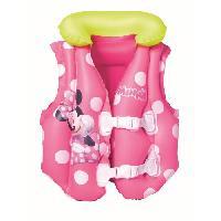 Bouee - Brassard - Flotteur - Gonflable De Securite Enfant MINNIE ET DAISY Gilet de natation - 51 x 46 cm