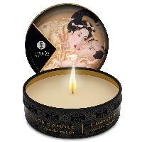 Bougie de massage Lueur et Carresse Vanille - 30 ml