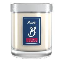 Bougie (hors Anniversaire) BRIOCHIN Bougie parfumée - 170 g - Musc et baies sauvages