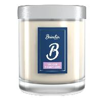 Bougie (hors Anniversaire) BRIOCHIN Bougie parfumée - 170 g - Patchouli et jasmin