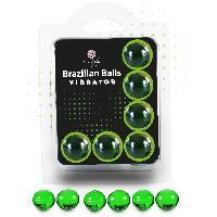Boules bresiliennes Boules Bresiliennes Vibrator Nature X6