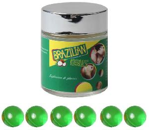 Boules bresiliennes Boules Bresiliennes aromatisees Menthe X6
