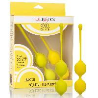 Boules de Geisha Kit de Musculation du Perinee Lemon X2
