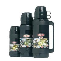 Bouteille Isotherme - Bouteille Isolante THERMOS Mondial bouteille isotherme - 1L - Noir