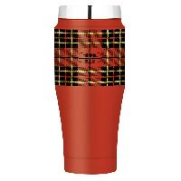 Bouteille Isotherme - Bouteille Isolante THERMOS Mug isotherme Heritage - 470ml - Rouge
