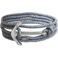 Bracelet - Gourmette Lui De Clio Bracelet Ancre Gris - BR2350S