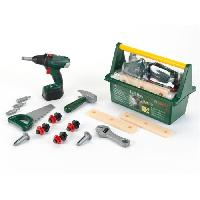 Bricolage - Etabli - Outil BOSCH - Mini boite a outils pour Enfant - Klein