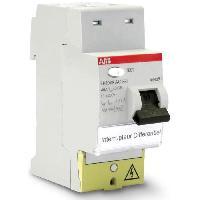 Bricolage - Outillage - Quincaillerie ABB Interrupteur différentiel a bornes décalées type AC 40 A