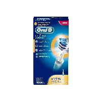 Brosse A Dents - Gratte-langue Oral-B TriZone 600 Brosse a dents electrique rechargeable par BRAUN - Oral B