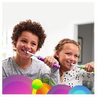 Brosse A Dents Electrique Oral-B Junior 6+ Brosse a dents electrique rechargeable - Violet