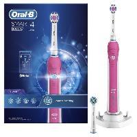 Brosse A Dents Electrique Oral-B Smart 4 4000W 3DWhite Brosse a dents electrique par Braun