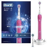 Brosse A Dents Electrique Oral-B Smart 4 4900 CrossAction Brosse a dents electrique par Braun