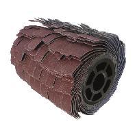 Brosse Abrasive A Main - Brosse Metallique FARTOOLS Brosse a lanieres abrasives pour rénovateur- Ø 120 mm - Alésage 20 mm
